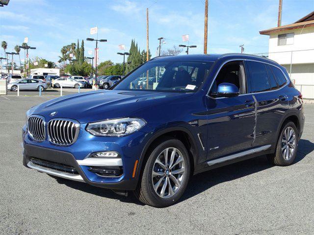 New BMW X X XDrivei For Sale New Century BMW - Blue bmw x3