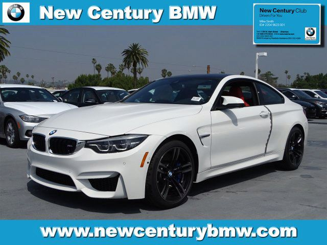 BMW M4 Coupe >> 2018 Bmw M4 Coupe