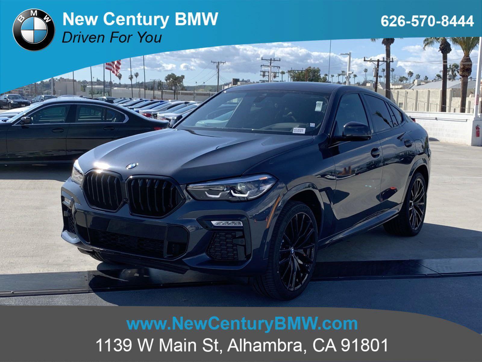 New 2020 Bmw X6 For Sale Near Montebello Ca New Century Bmw