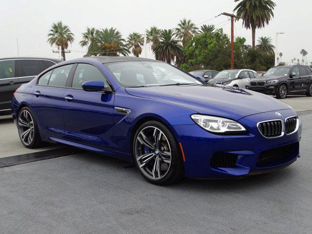 Bmw M6 Gran Coupe >> Used 2016 Bmw M6 M6 Gran Coupe For Sale In Alhambra California