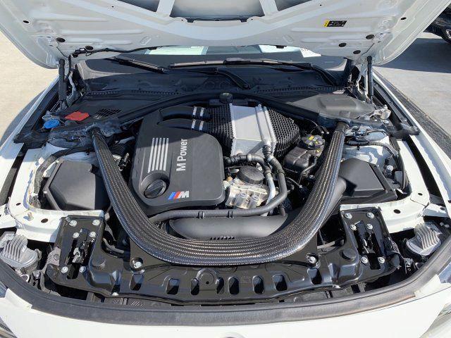 BMW M4 Engine >> 2018 Bmw M4 Coupe