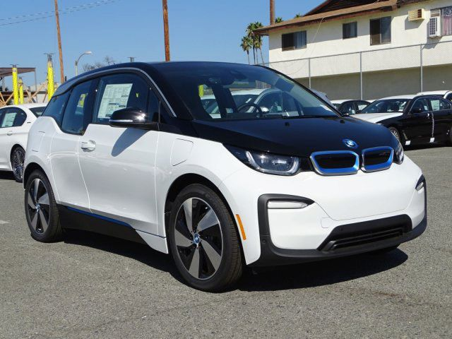 New 2018 Bmw I3 I3 With Range Extender For Sale In Alhambra