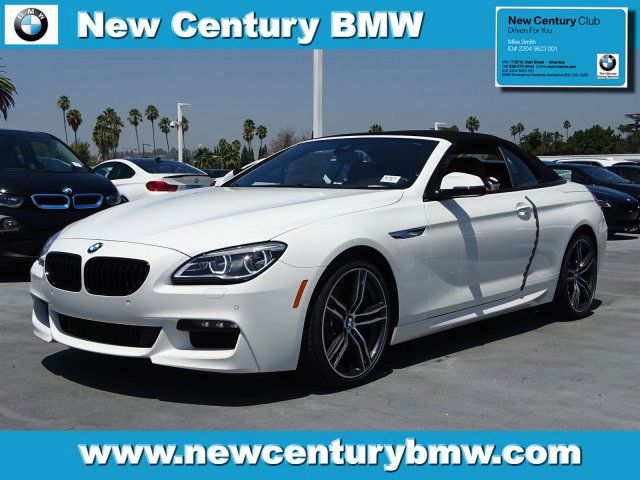 new 2018 bmw 6 series 650i convertible for sale new century bmw