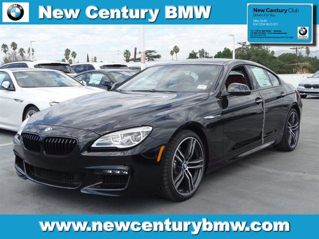 New 2018 Bmw 6 Series 640i Gran Coupe For Sale In Alhambra