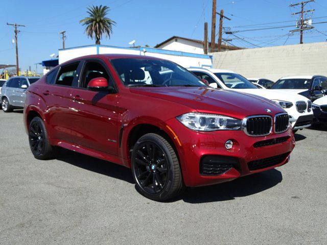 New 2019 Bmw X6 X6 Xdrive35i For Sale In Alhambra California New