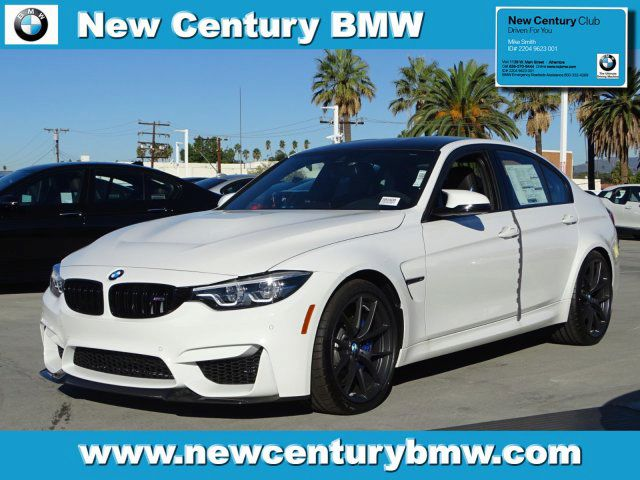 New 2018 Bmw M3 M3 Cs 4d For Sale In Alhambra California New