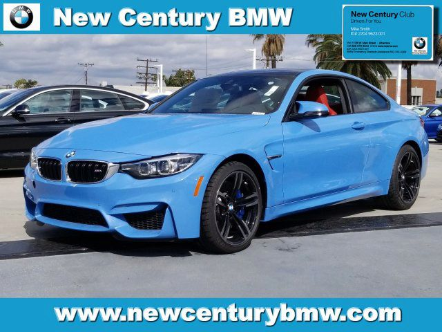 New 2020 Bmw M4 M4 Coupe For Sale In Alhambra California New