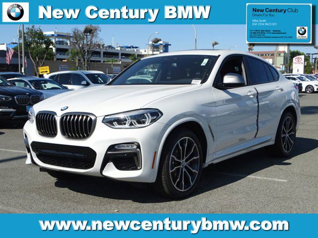 New 2019 Bmw X4 X4 M40i For Sale In Alhambra California New