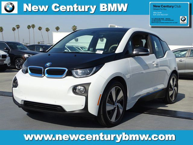 Used 2015 Bmw I3 I3 Hb With Range Extender For Sale In Alhambra